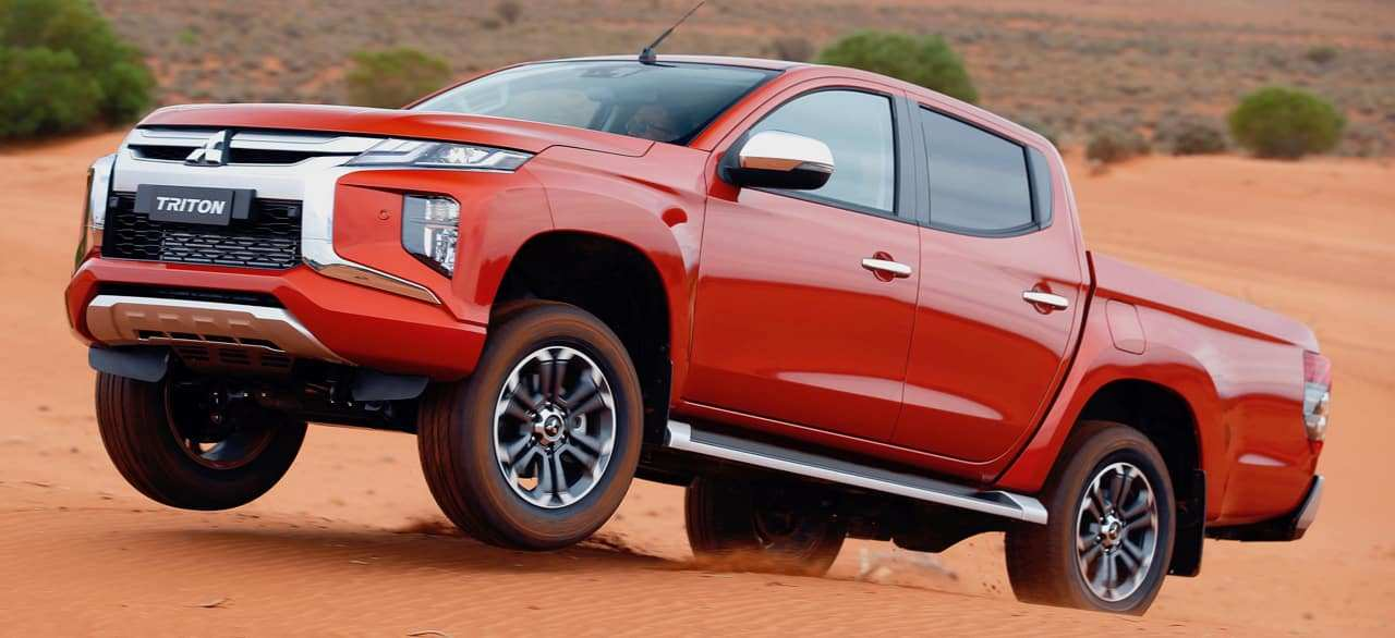 73 The Best Mitsubishi Raider 2020 New Concept