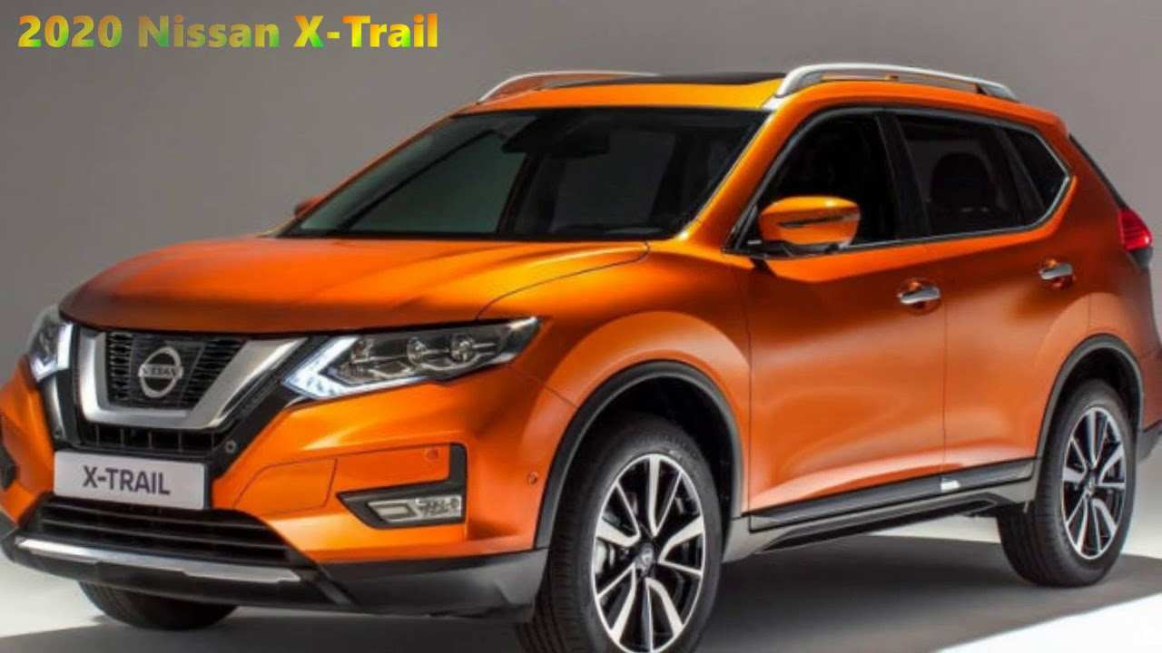 73 The Best Nissan X Trail 2020 Interior Rumors