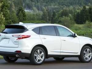 73 The Best Release Date For 2020 Acura Rdx Redesign