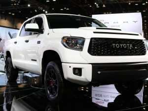 73 The Best Toyota Tundra Trd Pro 2019 Concept and Review