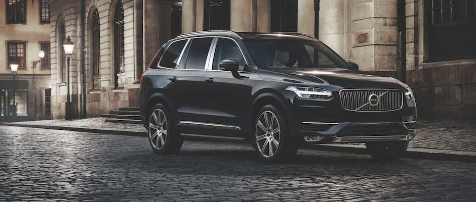 73 The Best Volvo Cx90 2019 Redesign And Concept