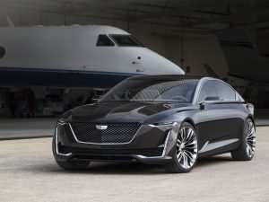 73 The Cadillac Ats V 2020 New Concept