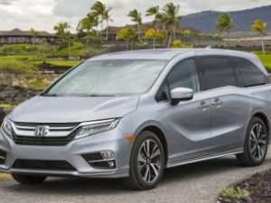 73 The Honda Odyssey Hybrid 2020 Concept and Review