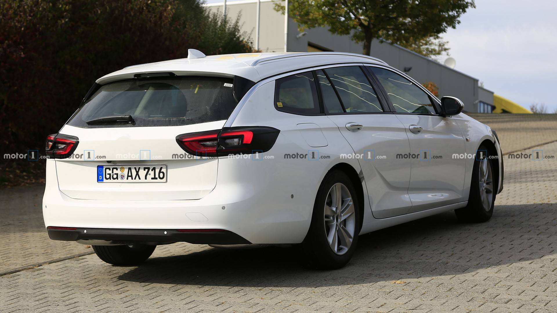 73 The Nouvelle Opel Insignia 2020 Configurations
