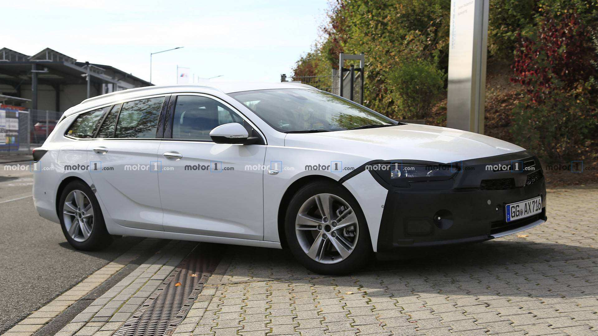 73 The Opel Insignia 2020 Review And Release Date