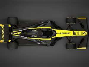 73 The Renault 2020 F1 Price