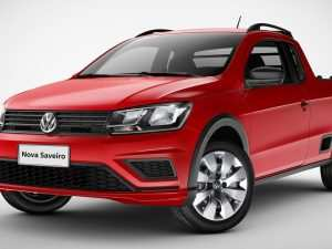 73 The Volkswagen Saveiro 2020 Release Date and Concept