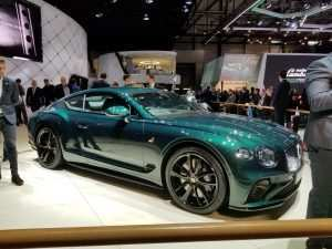 74 A 2019 Bentley Continental Gt Weight Specs and Review