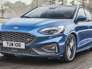 74 A 2019 Ford Focus Wallpaper