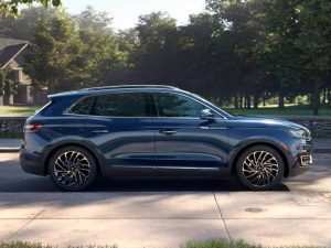 74 A 2019 Ford Nautilus New Review
