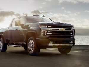 74 A 2020 Chevrolet Work Truck Overview