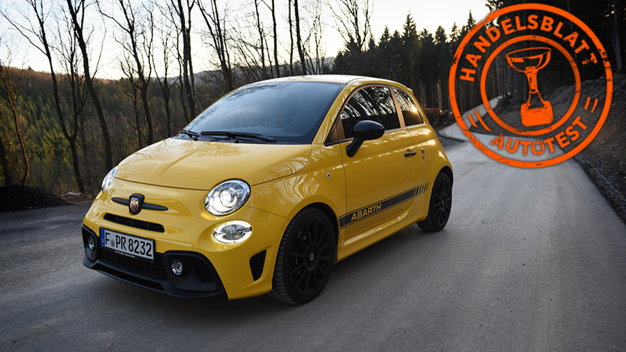 74 A 2020 Fiat 500 Abarth Review