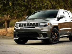 74 A 2020 Jeep Grand Cherokee Hybrid Pictures