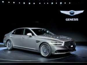 74 A Genesis Car 2020 New Review
