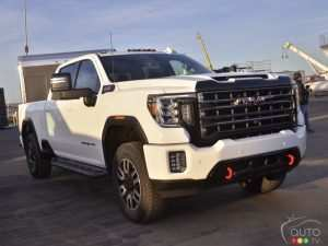 74 A Gmc Hd 2020 At4 Wallpaper