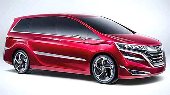 74 A Honda Odyssey 2020 Redesign And Review