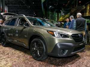 74 A Subaru Usa 2020 Performance and New Engine