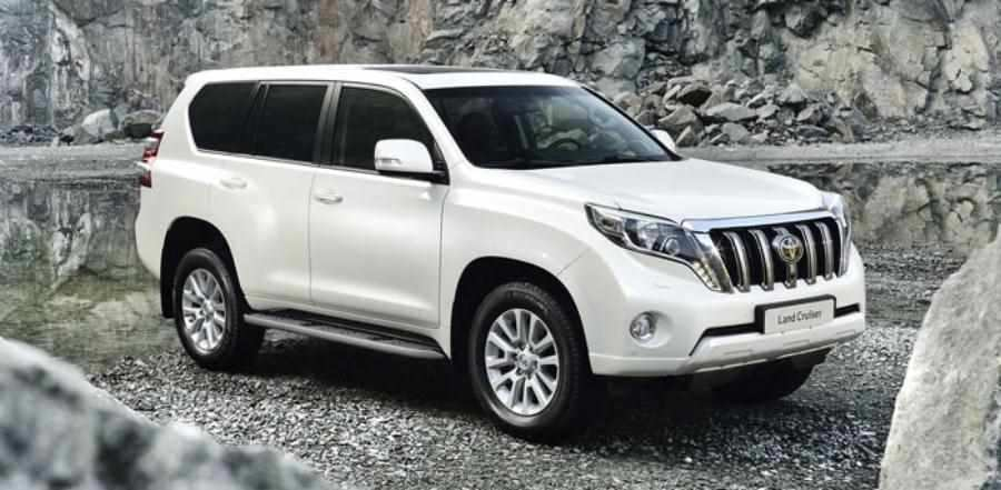 74 A Toyota Prado 2020 Ratings
