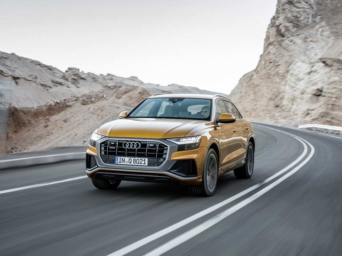 74 All New 2019 Audi Dealer Order Guide First Drive