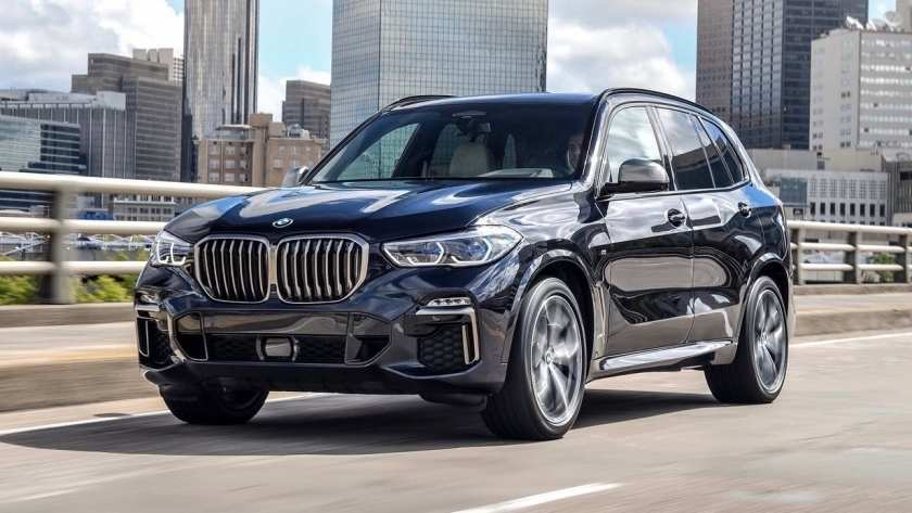 74 All New 2019 Bmw Terrain White New Review