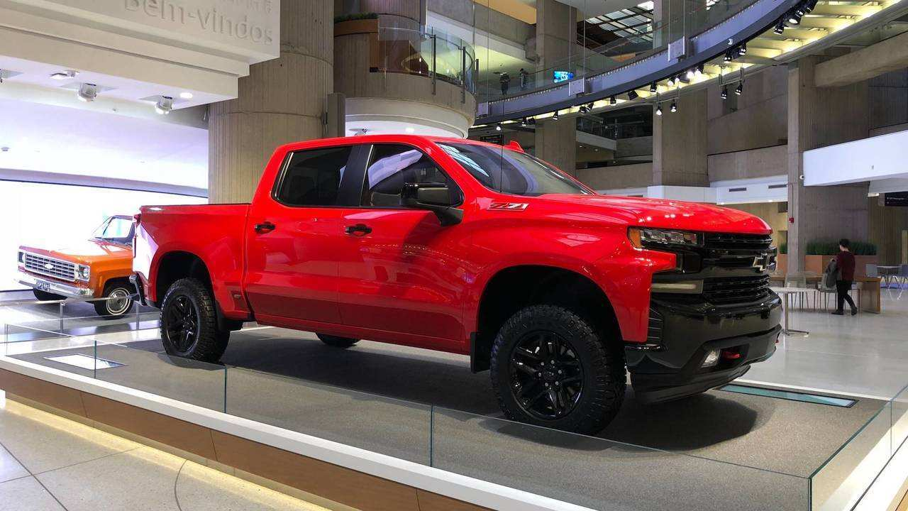 74 All New 2019 Chevrolet Release Review And Release Date