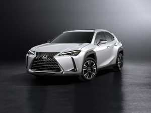 74 All New 2019 Lexus Ux Release Date Rumors
