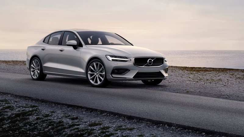 74 All New 2019 Volvo S60 Performance