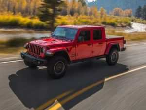 74 All New 2020 Jeep Gladiator Dimensions Performance and New Engine