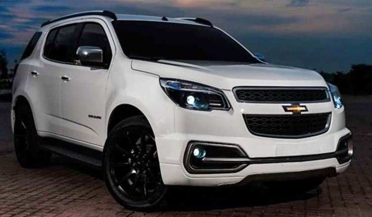 74 All New All New Chevrolet Trailblazer 2020 Picture