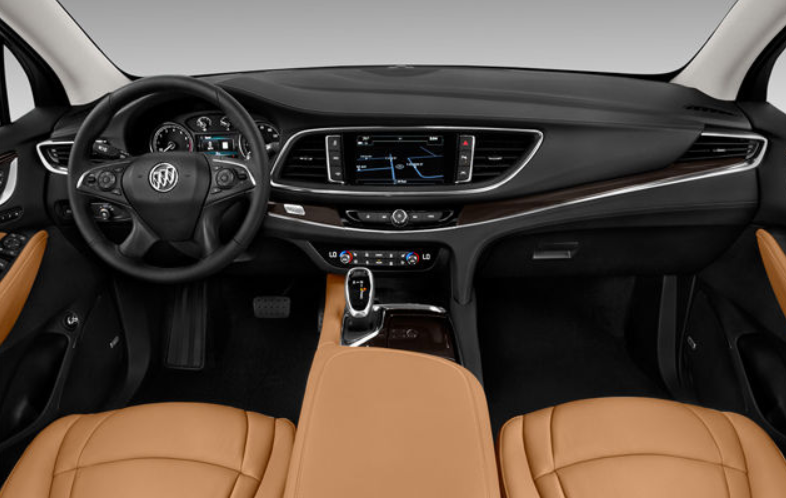 74 All New Buick Enclave Avenir 2020 Research New