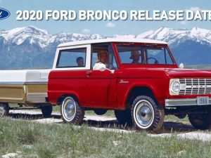 74 All New Ford Bronco 2020 Pictures Reviews