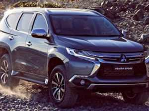 74 All New Mitsubishi Shogun 2020 Configurations