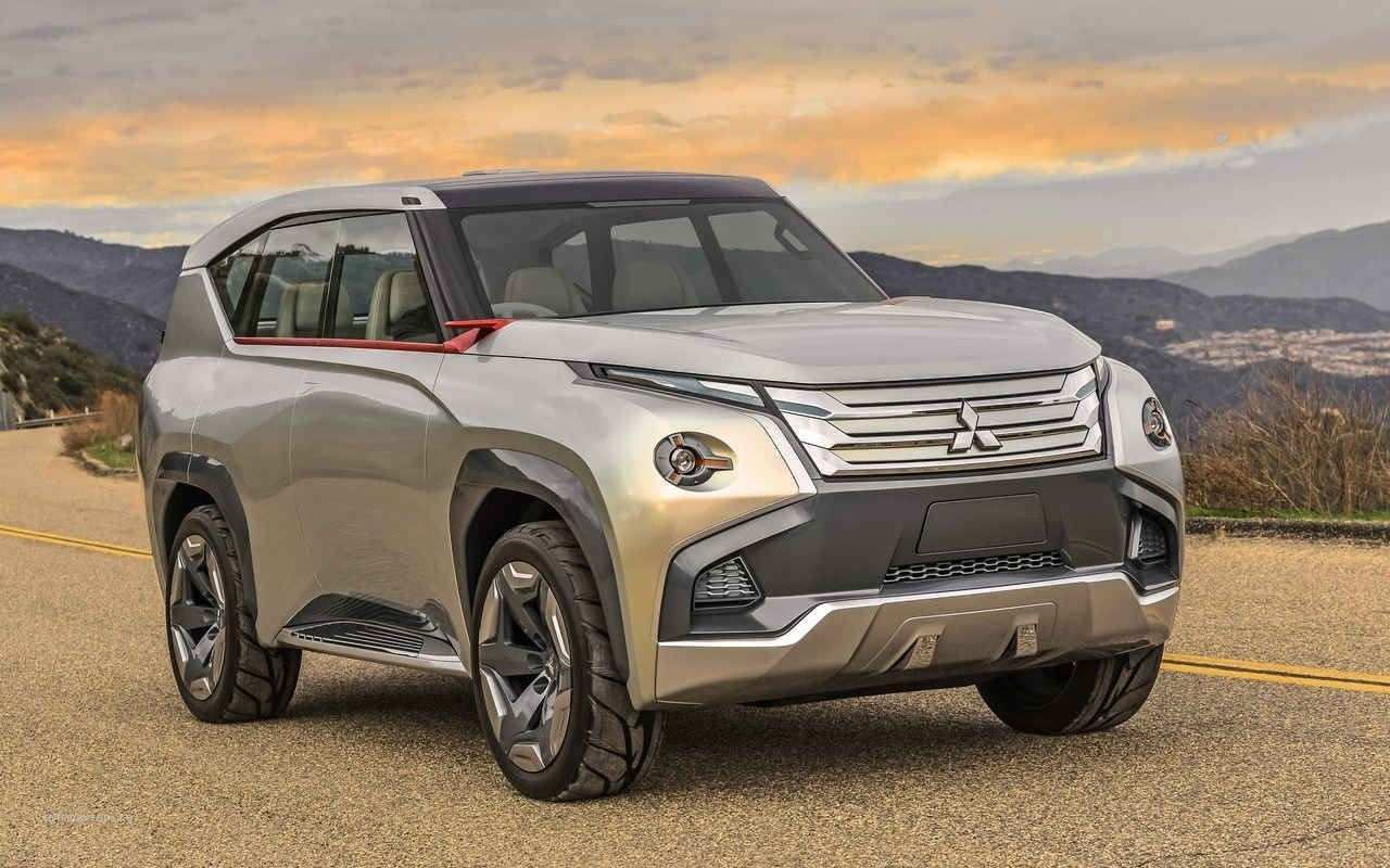 74 All New Mitsubishi Shogun Sport 2020 Redesign and Concept