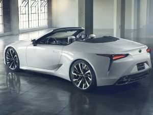 74 All New New York Auto Show 2020 Lexus Review and Release date