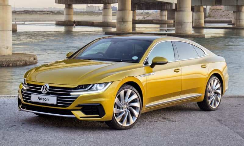 74 All New Volkswagen Arteon 2020 Redesign And Review