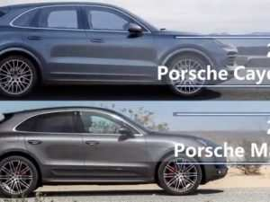 74 Best 2018 Vs 2019 Porsche Cayenne Wallpaper