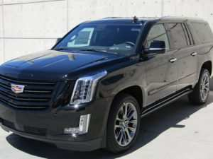 74 Best 2019 Cadillac Escalade Platinum Redesign