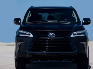 2020 Lexus Gx Spy Photos