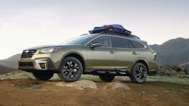 74 Best 2020 Subaru Outback Global Platform Price And Review