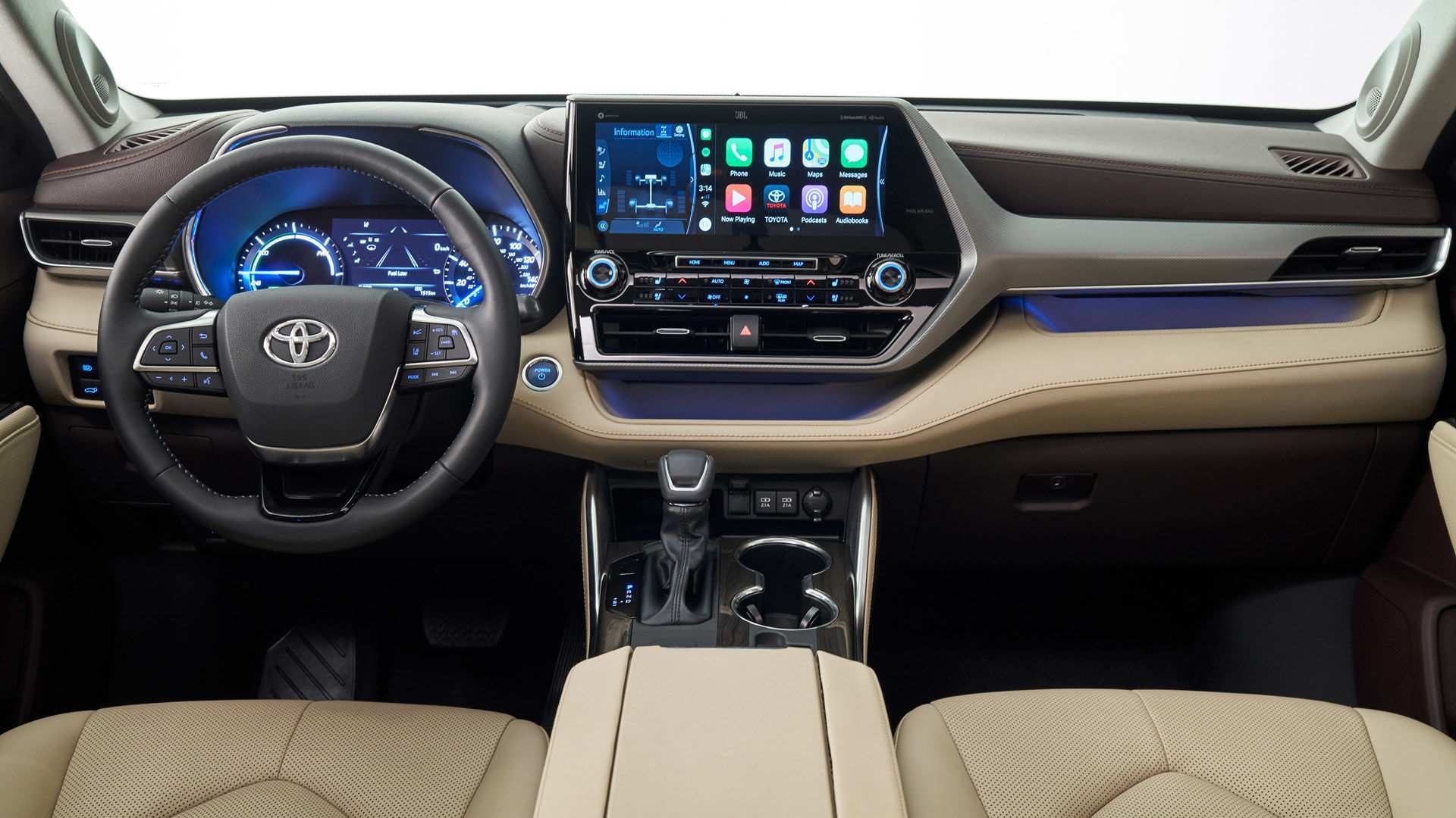 74 Best 2020 Toyota Kluger Price Design And Review
