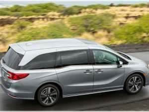 74 Best Honda Odyssey Hybrid 2020 Release Date and Concept