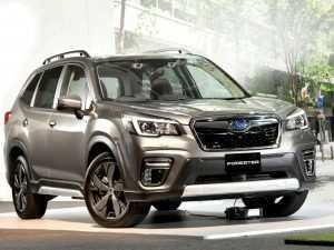 74 Best Subaru Forester 2019 Hybrid Interior