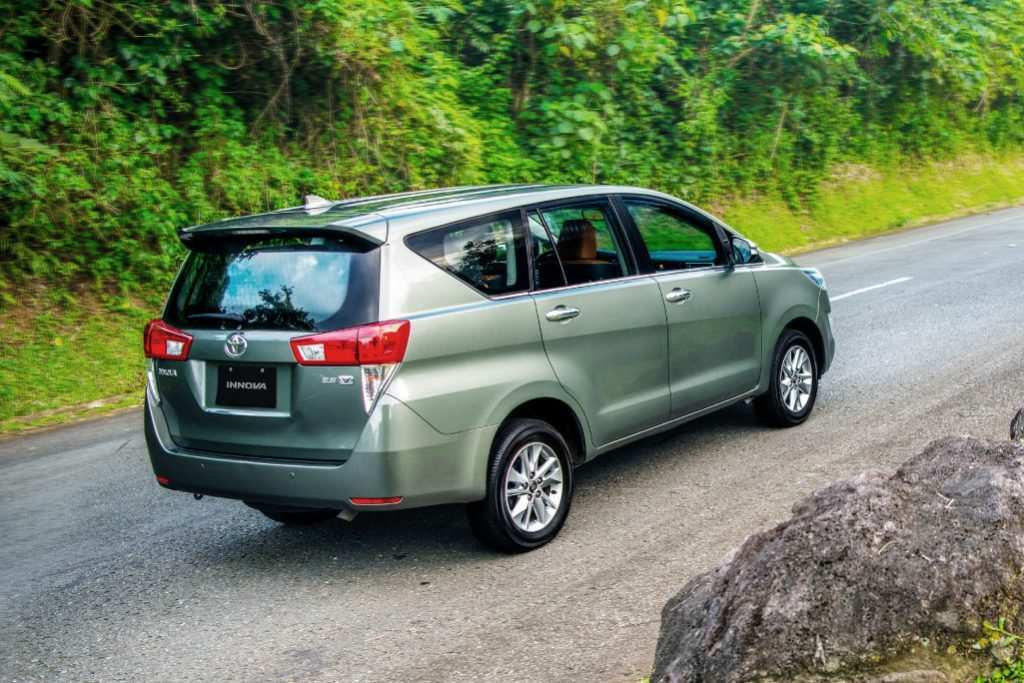 74 Best Toyota Innova 2019 Philippines Release Date And Concept