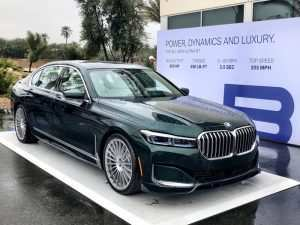 74 New 2019 Bmw B7 New Concept