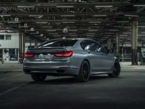 74 New 2019 Bmw B7 Price Design and Review