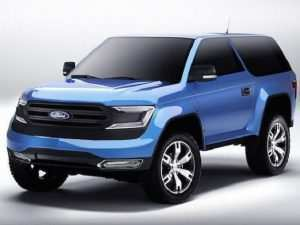74 New 2019 Ford Bronco Images Prices
