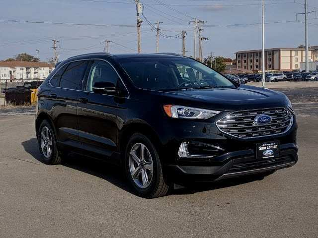 74 New 2019 Ford Edge Exterior And Interior