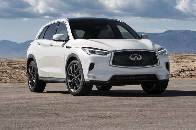 74 New 2019 Infiniti Qx50 Review Redesign And Review