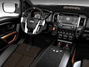74 New 2019 Nissan Titan Interior Redesign and Concept