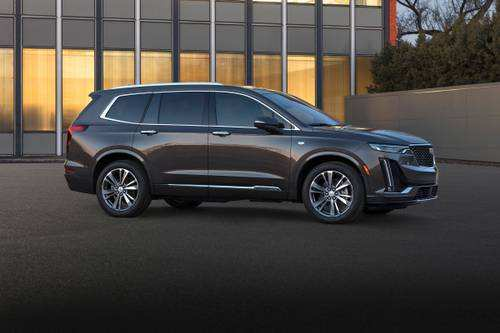 74 New 2020 Cadillac Xt6 Release Date History